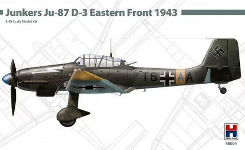 Hobby 2000 1/48 Junkers Ju-87D-3 Eastern Front 1943