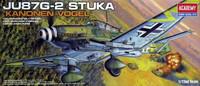 Academy 1/72 Ju 87G-2 Stuka