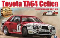 Beemax 1/24 Toyota TA64 Celica '85 Haspengouw Rally Ver.