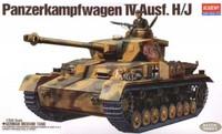 Academy 1/35 Panzerkampfwagen IV Ausf. H/J