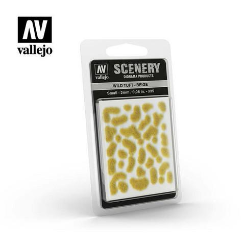 Vallejo Wild Tuft - Beige 2mm