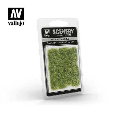 Vallejo Wild Tuft - Jungle 12mm