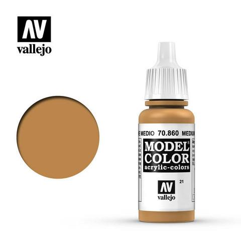 Vallejo Model Color 70.860 Medium Fleshtone