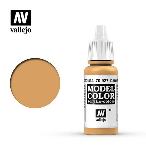 Vallejo Model Color 70.927 Dark Flesh