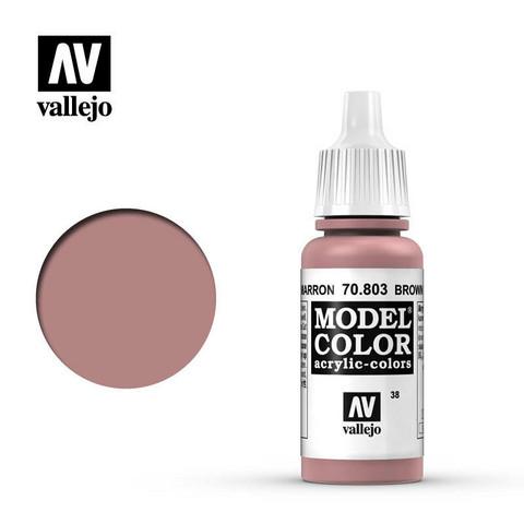 Vallejo Model Color 70.803 Brown Rose