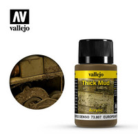 Vallejo Weathering Effects 73.807 European Thick Mud