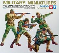 Tamiya 1/35 U.S. Army Infantry