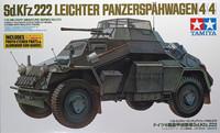 Tamiya 1/35 Sd.Kfz.222 Leichter Panzerspähwagen (4x4)