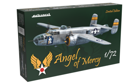 Eduard 1/72 Angel of Mercy (Limited Edition)