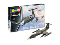 Revell 1/72 F-104G Starfighter