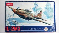 KÄYTETTY Toko 1/72 IL-2M3 Flying Tank