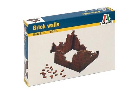 Italeri 1/35 Brick Walls