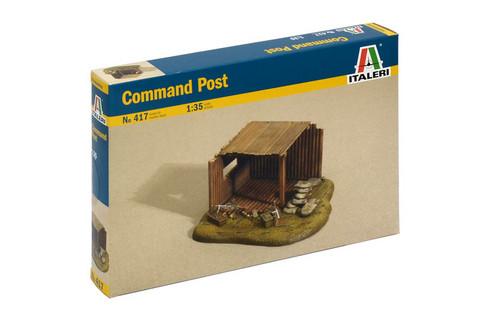 Italeri 1/35 Command Post