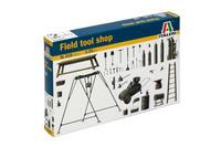 Italeri 1/35 Field Tool Shop