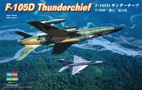 Hobby Boss 1/48 F-105D Thunderchief