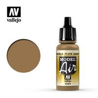 Vallejo Model Air 71.278 Sand Yellow RLM79
