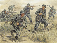 Italeri 1/72 German Infantry