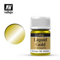 Vallejo Liquid Gold 70.792 Old Gold