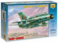Zvezda 1/72 MiG-21BIS