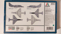 KÄYTETTY Italeri 1/72 OA-4M Skyhawk II