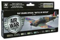 Vallejo Model Air 71.144 RAF colors special