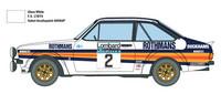 Italeri 1/24 Ford Escort RS1800 Mk.II Lombard RAC Rally