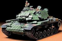 Tamiya 1/35 U.S. Marine M60A1 w/reactive armor