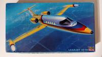 KÄYTETTY Hasegawa 1/48 Learjet 35/36
