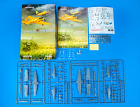 Eduard 1/72 Servus Chlapci (Limited Edition DUAL COMBO)