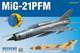 Eduard 1/72 MiG-21PFM (Weekend Edition)