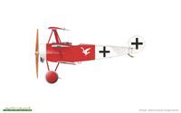 Eduard 1/48 Fokker Dr.I (Weekend Edition)