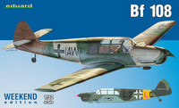 Eduard 1/32 Bf 108 (Weekend Edition)