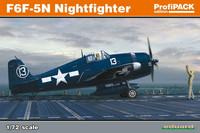 Eduard 1/72 F6F-5N Nightfighter (Profipack)