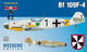 Eduard 1/48 Bf 109F-4 (Weekend Edition)