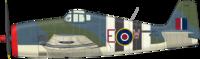 Eduard 1/72 Hellcat Mk. I (Weekend Edition)