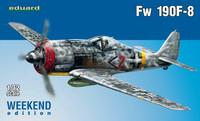 Eduard 1/72 Fw 190F-8 (Weekend Edition)
