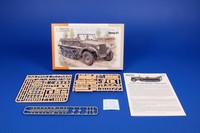 Special Hobby 1/72 Sd.Kfz 10 Zugkraftwagen 1t (Demag D7)