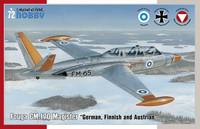 Special Hobby 1/72 Fouga CM.170 Magister