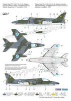 Special Hobby 1/72 Folland Gnat FR.1 Finnish Recce Fighter