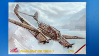 KÄYTETTY Condor 1/72 Focke-Wulf FW 189 A-1