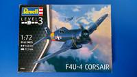 KÄYTETTY Revell 1/72 F4U-4 Corsair