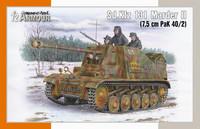 Special Hobby 1/72 Sd.Kfz 131 Marder II (7,5 cm PaK 40/2)