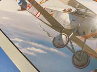 KÄYTETTY Eduard 1/48 Nieuport Ni-17 ProfiPack