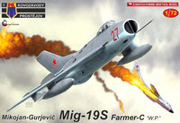 KP 1/72 Mig-19S Farmer-C