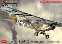 KP 1/72 Piper L-4