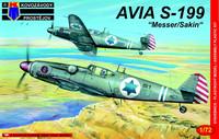 KP 1/72 Avia S-199