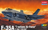 Academy 1/72 F-35A '7 nations Air Force'
