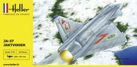 Heller 1/72 JA-37 Jaktviggen