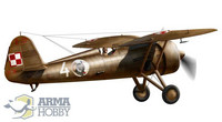 Arma Hobby 1/72 PZL P.11c Kresy (Model Kit)