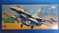 KÄYTETTY Hasegawa 1/72 General Dynamics F-16A Plus Fighting Falcon